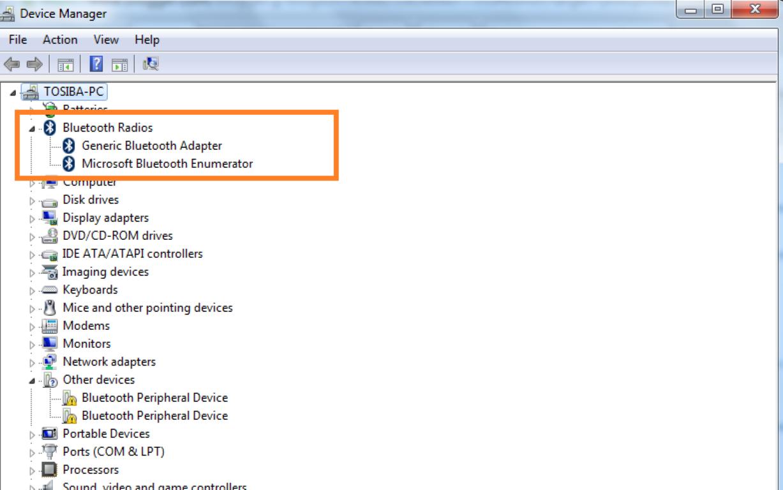 Cara Memperbaiki Bluetooth Yang Tidak Berfungsi Di Windows 7 8